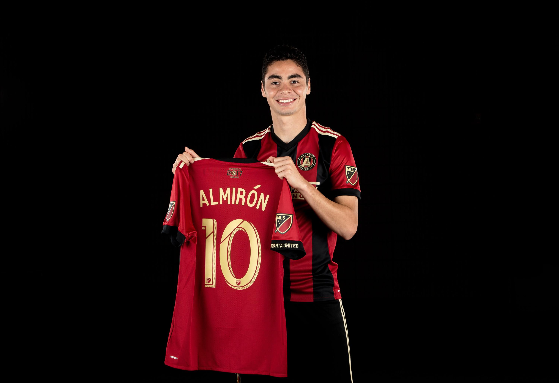 Meet our 10 Miguel Almirn Atlanta United FC 3000x2055