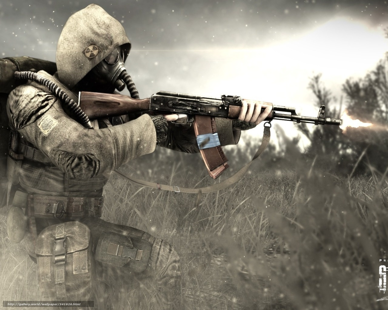 Ak 47 Wallpaper