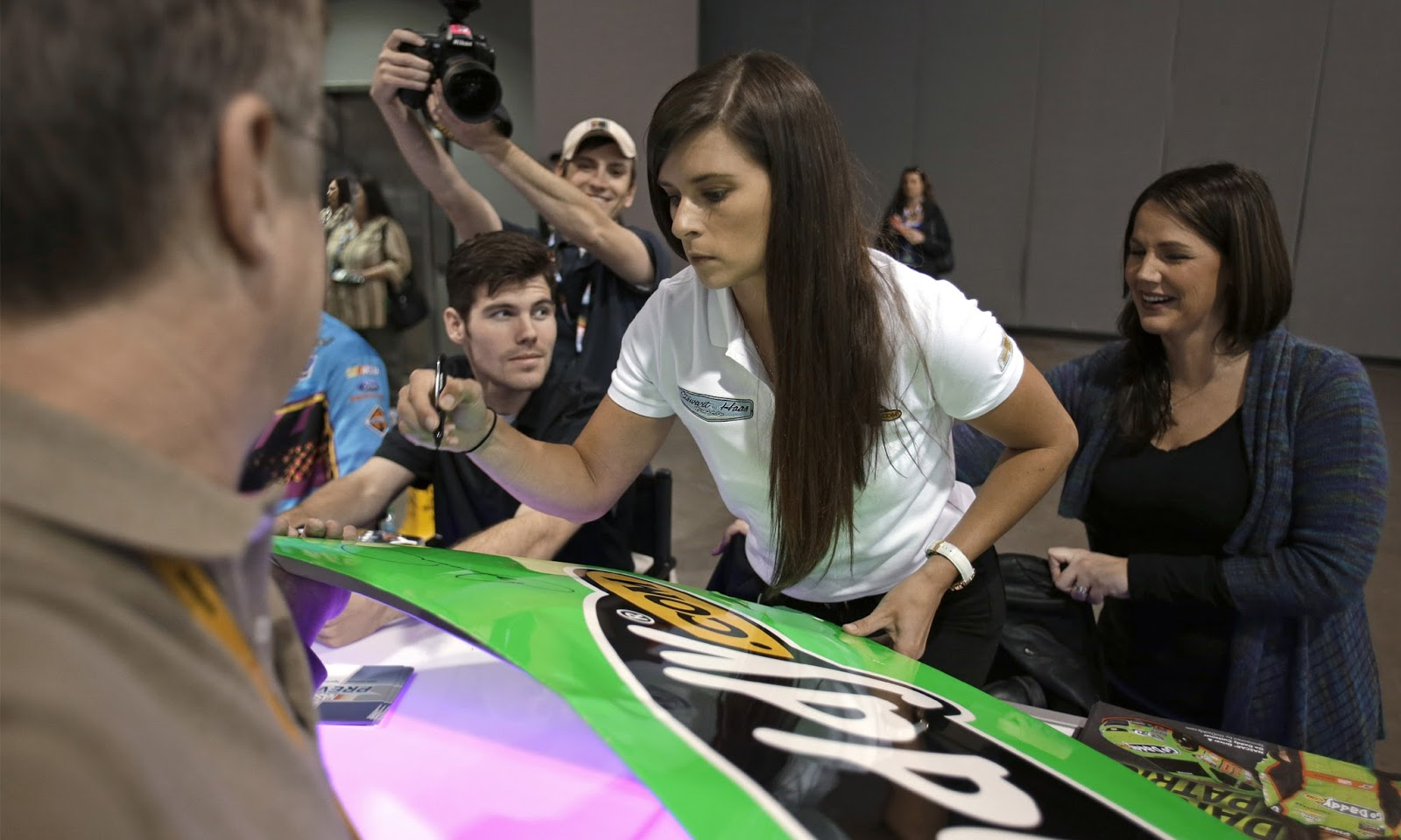 Danica Patrick HD Wallpapers 1600x960