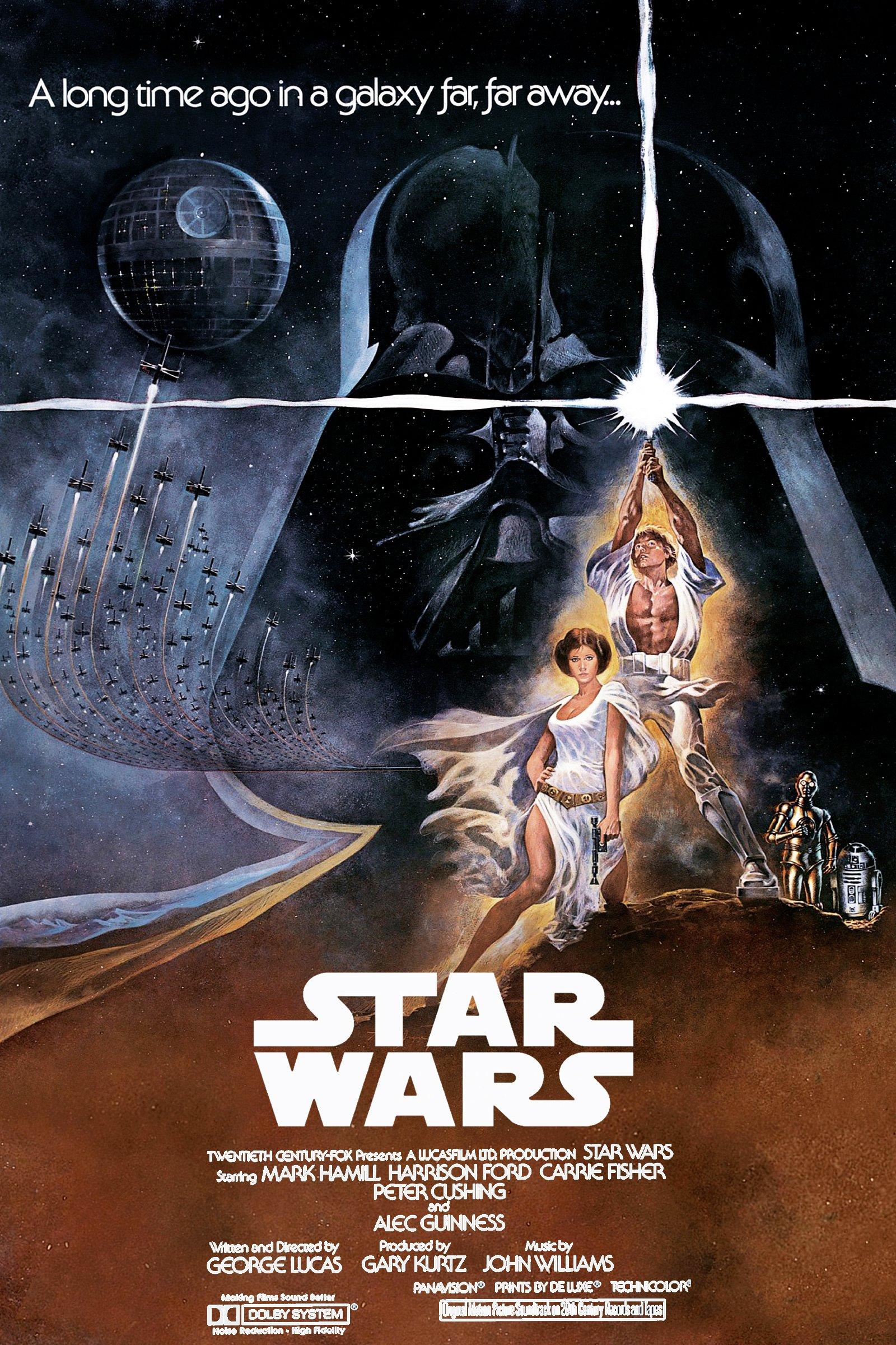 49 1977 Star Wars Wallpaper On Wallpapersafari