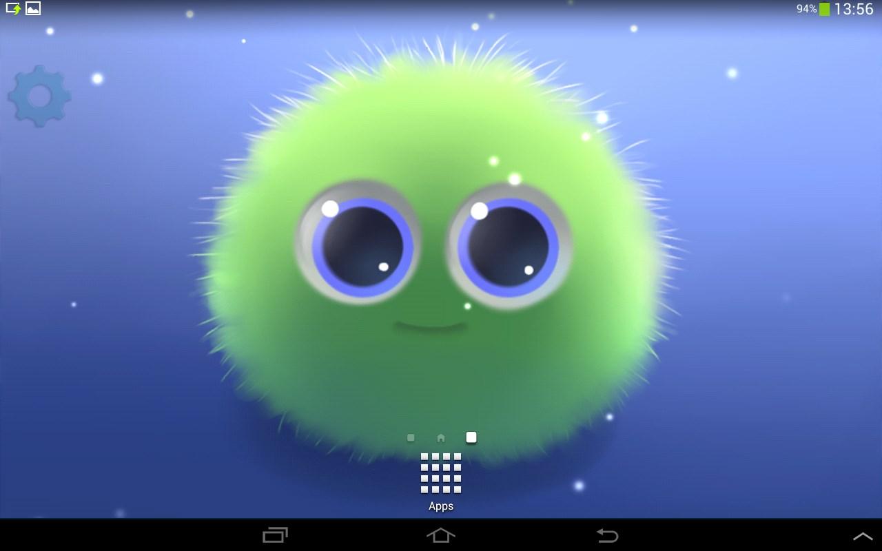 Fluffy Chu Live Wallpaper download - Baixaki