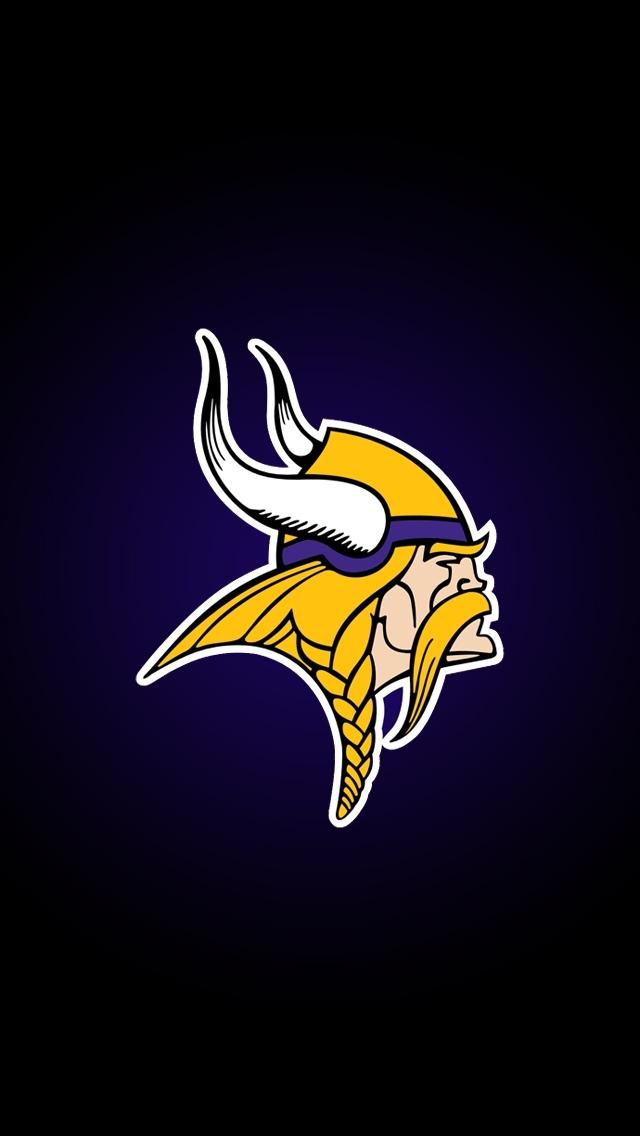 NFL Minnesota Vikings   The iPhone Wallpapers 640x1136