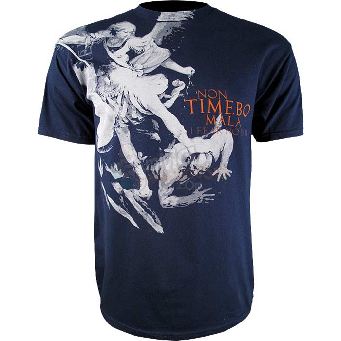 Ranger Up LIMITED EDITION St Michael Archangel Protector T Shirt 700x700