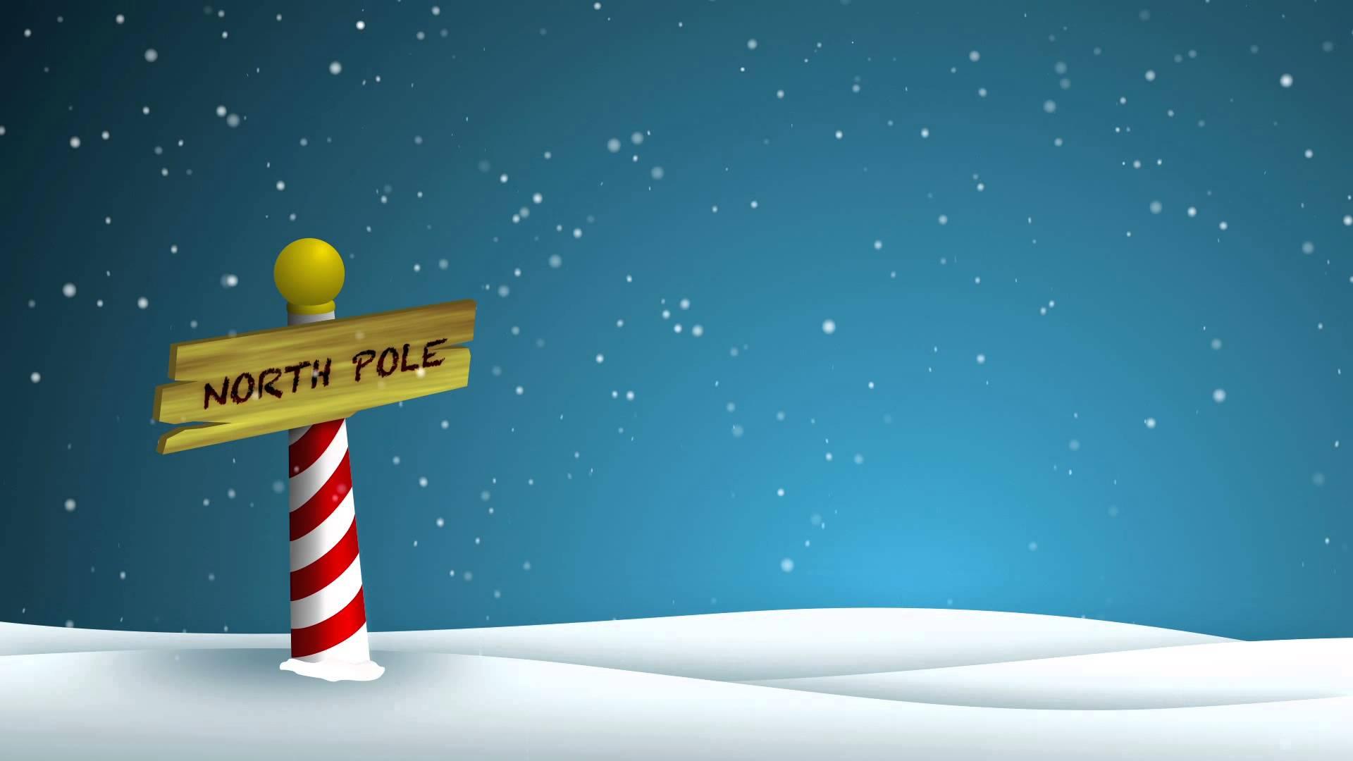 North Pole Christmas Wallpapers   Top North Pole Christmas 1920x1080