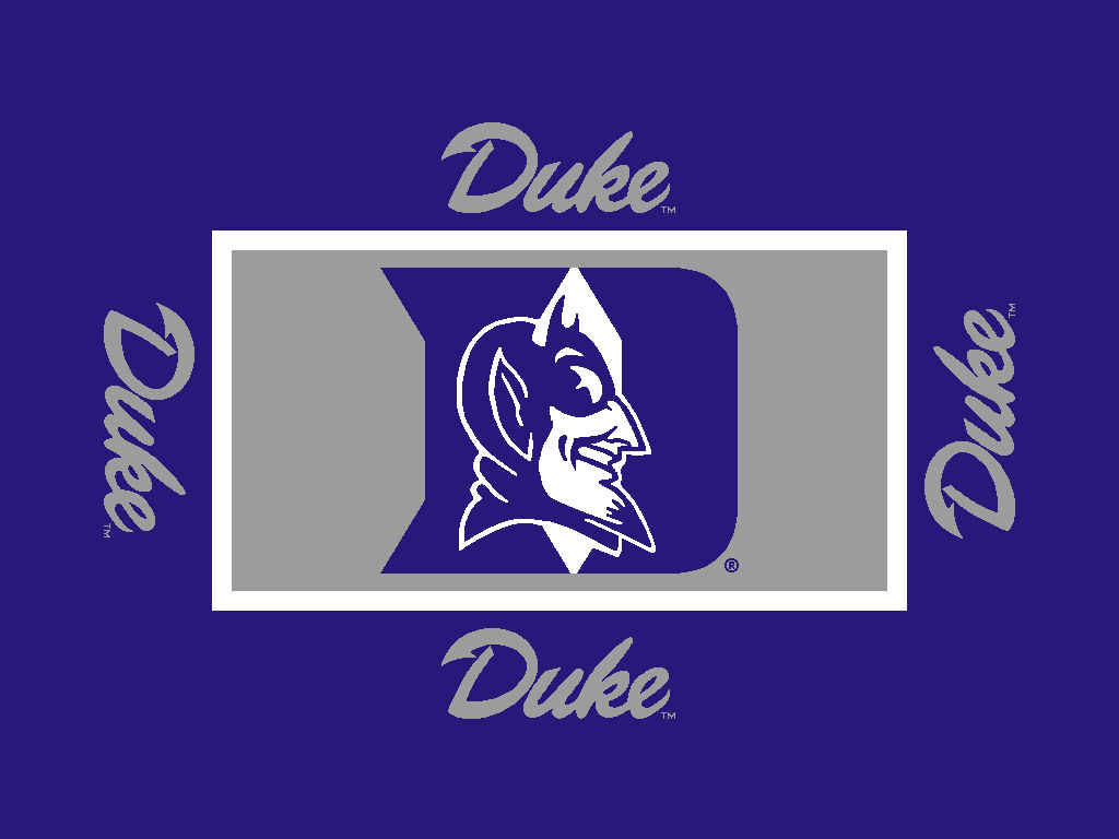 Duke University Blue Devil Wallpaper HD Backgrounds Images 1024x768