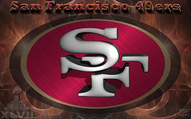 San Francisco 49ers 2013 Super Bowl Wallpaper Download 640x400