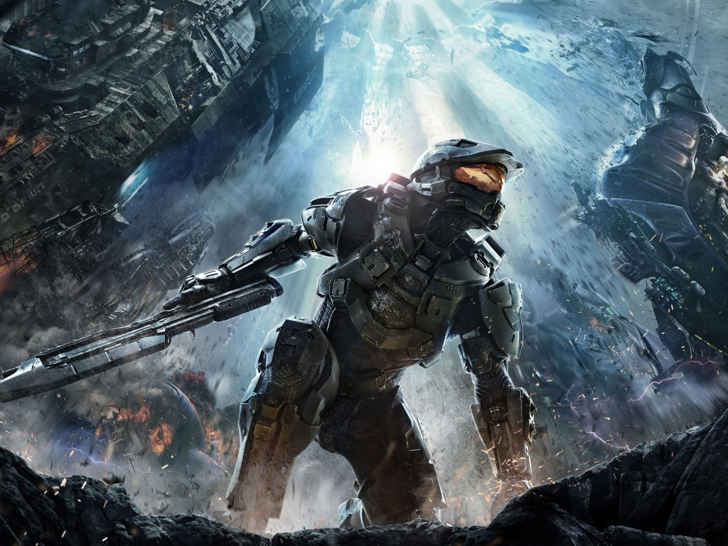 Halo wallpaper   Halo Wallpaper 33136775 fanclubs 1024x768