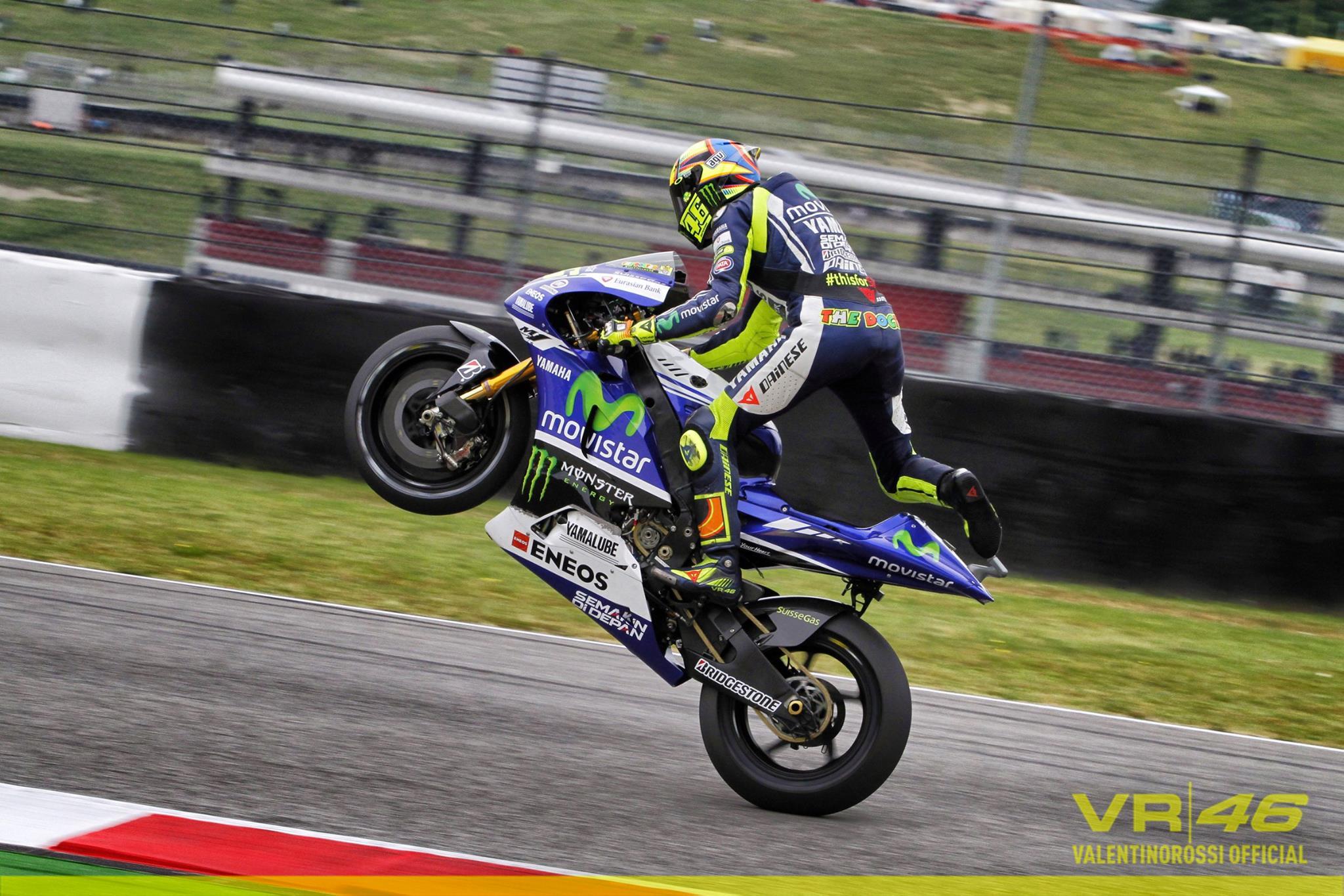 Valentino Rossi 2048x1365