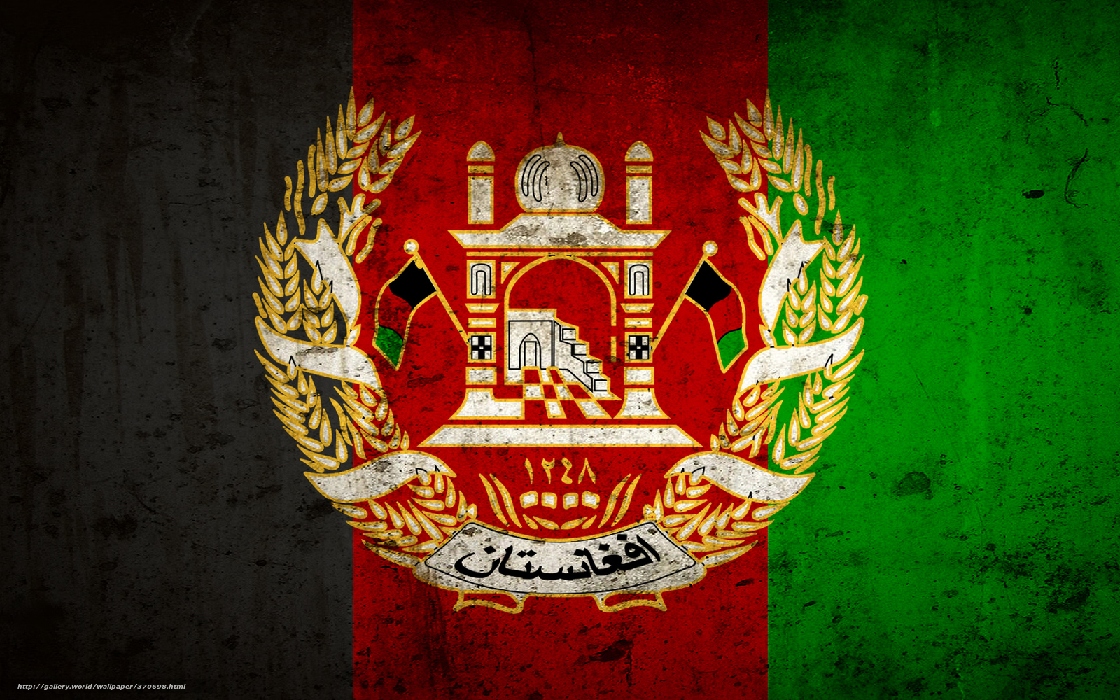 Download Wallpapers Afghanistan Flag Re Downloadsinfo [1600x1000 1600x1000