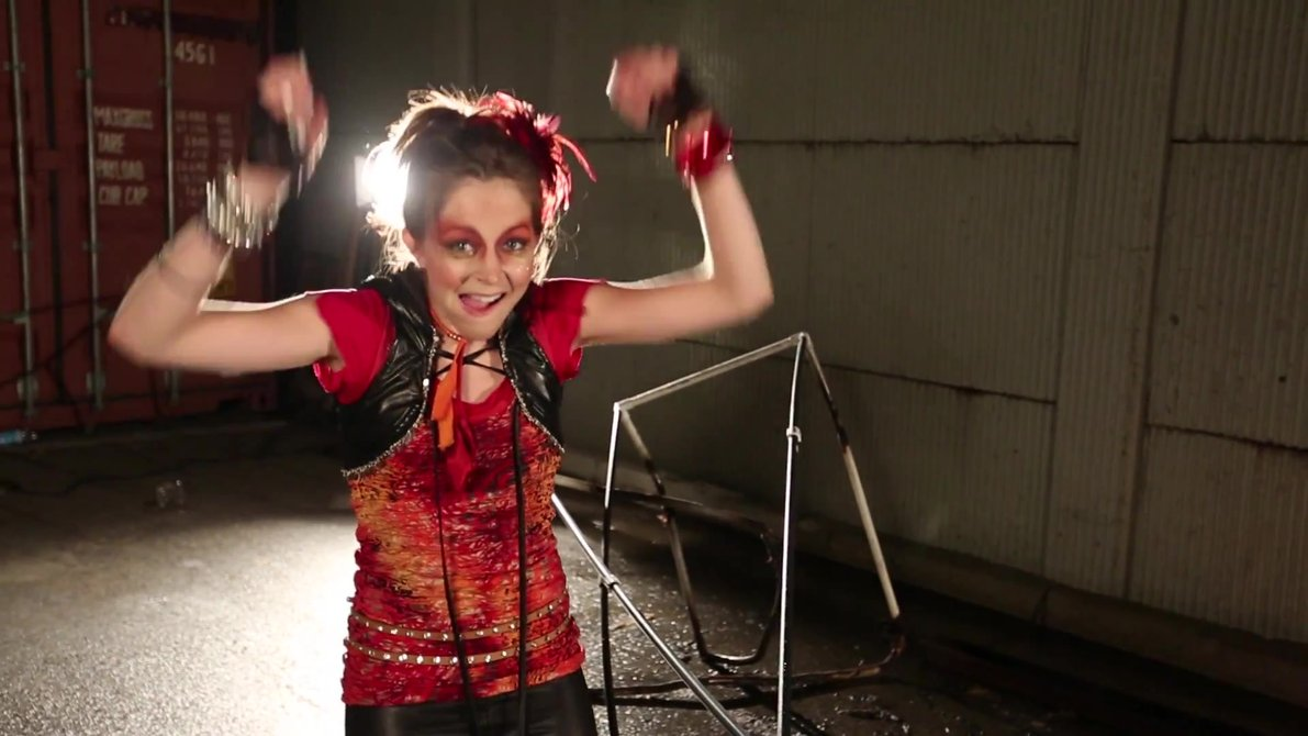 GIF Lindsey Stirling BTS Elements by TobiasRiedinger 1191x670