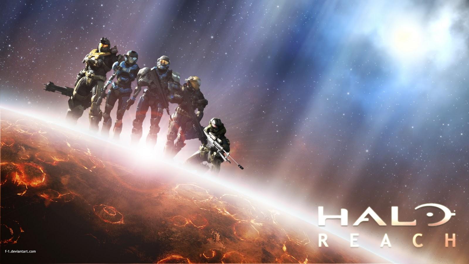 Bungie FPS Gaming High Definition Wallpapers Nobels VS Aliens HD 1600x900