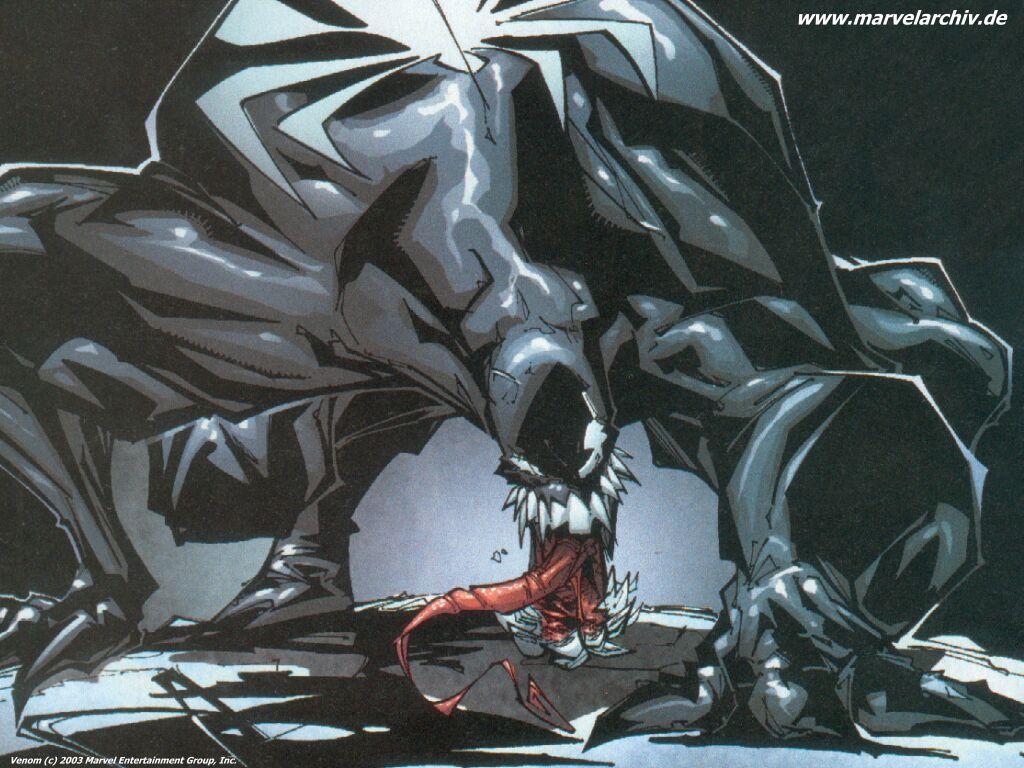 Venom Wallpaper 1024x768