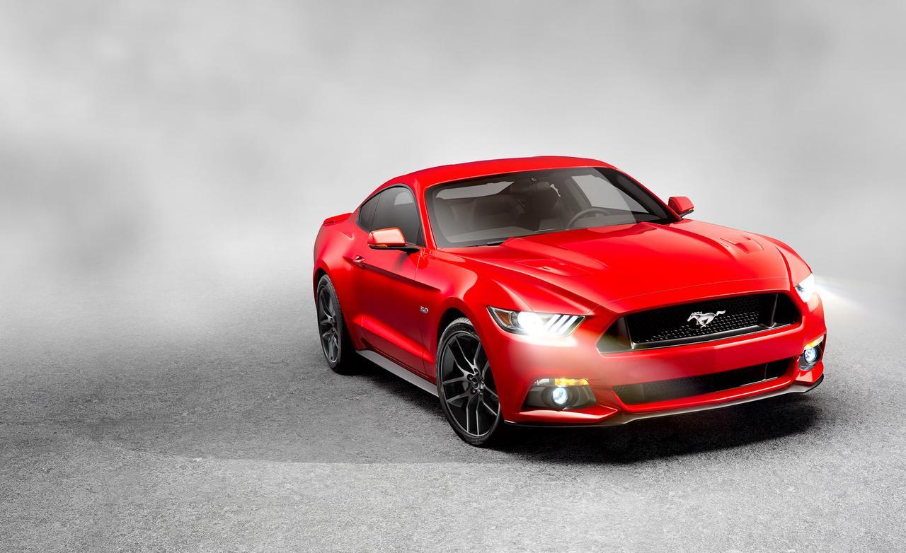2015 Mustang GT Wallpaper HD 1280x782