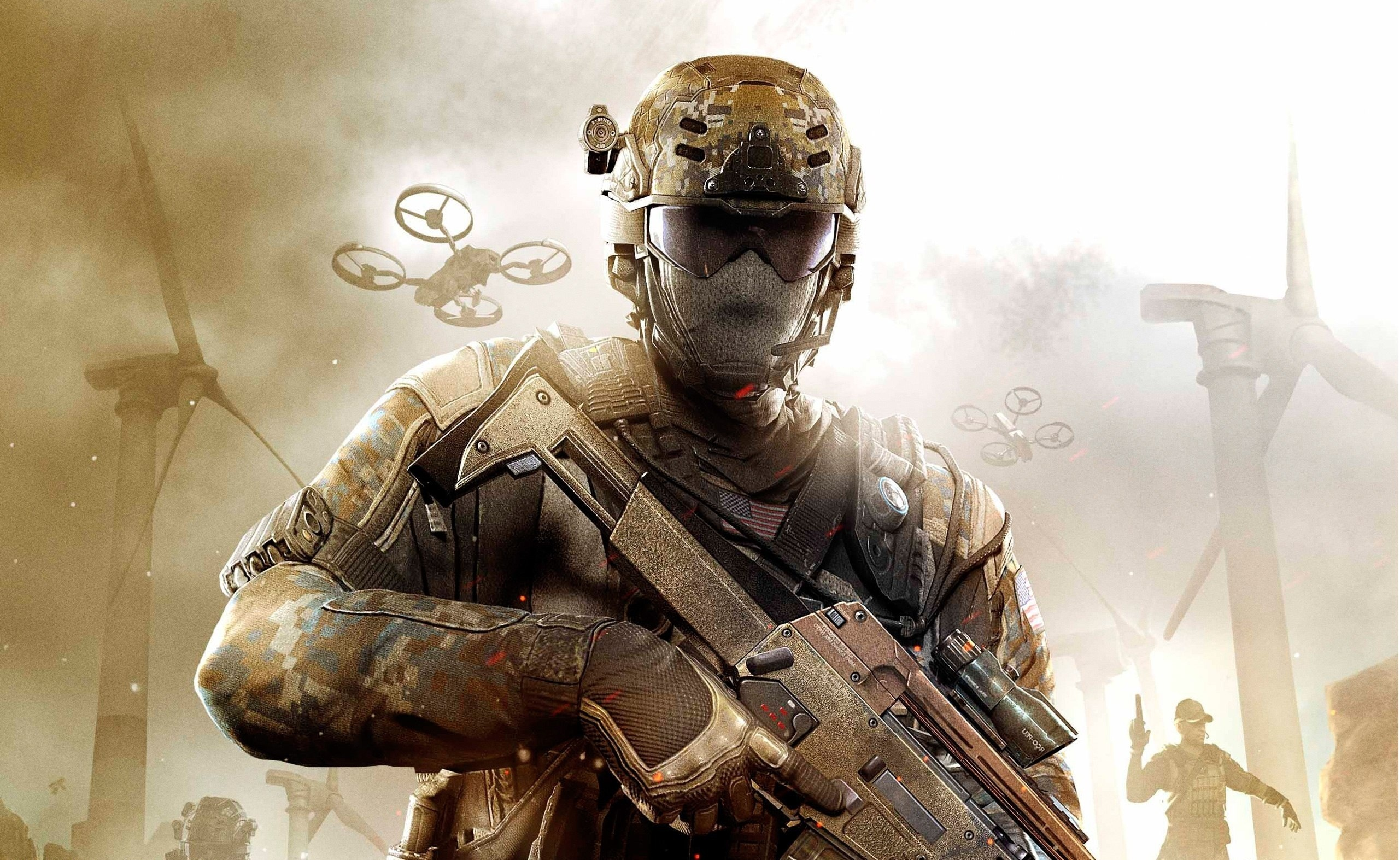 Wallpapers Desktops   Call Of Duty 2561x1573
