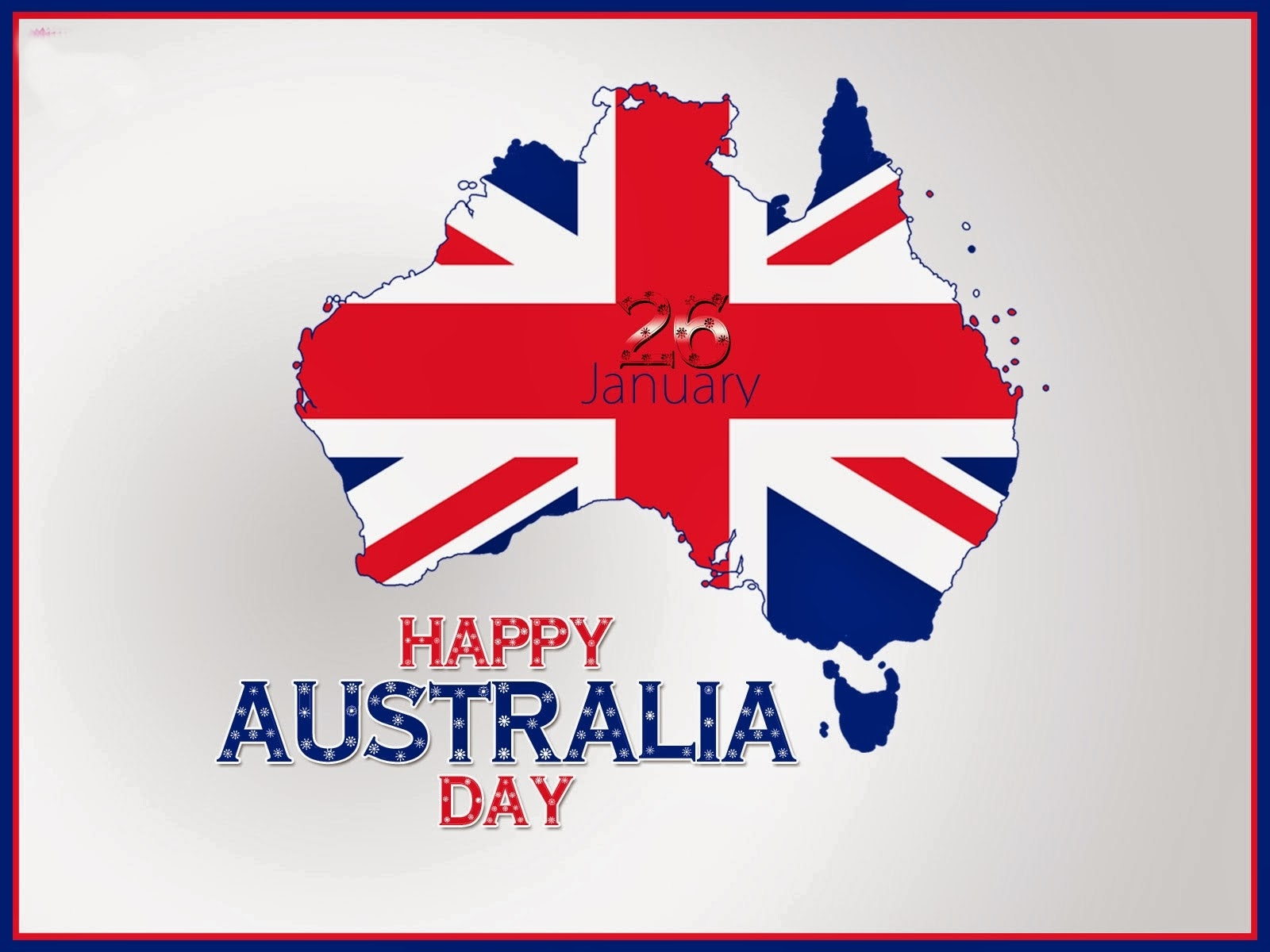 Happy Australia Day Quotes Messages with Greeting Images 1600x1200