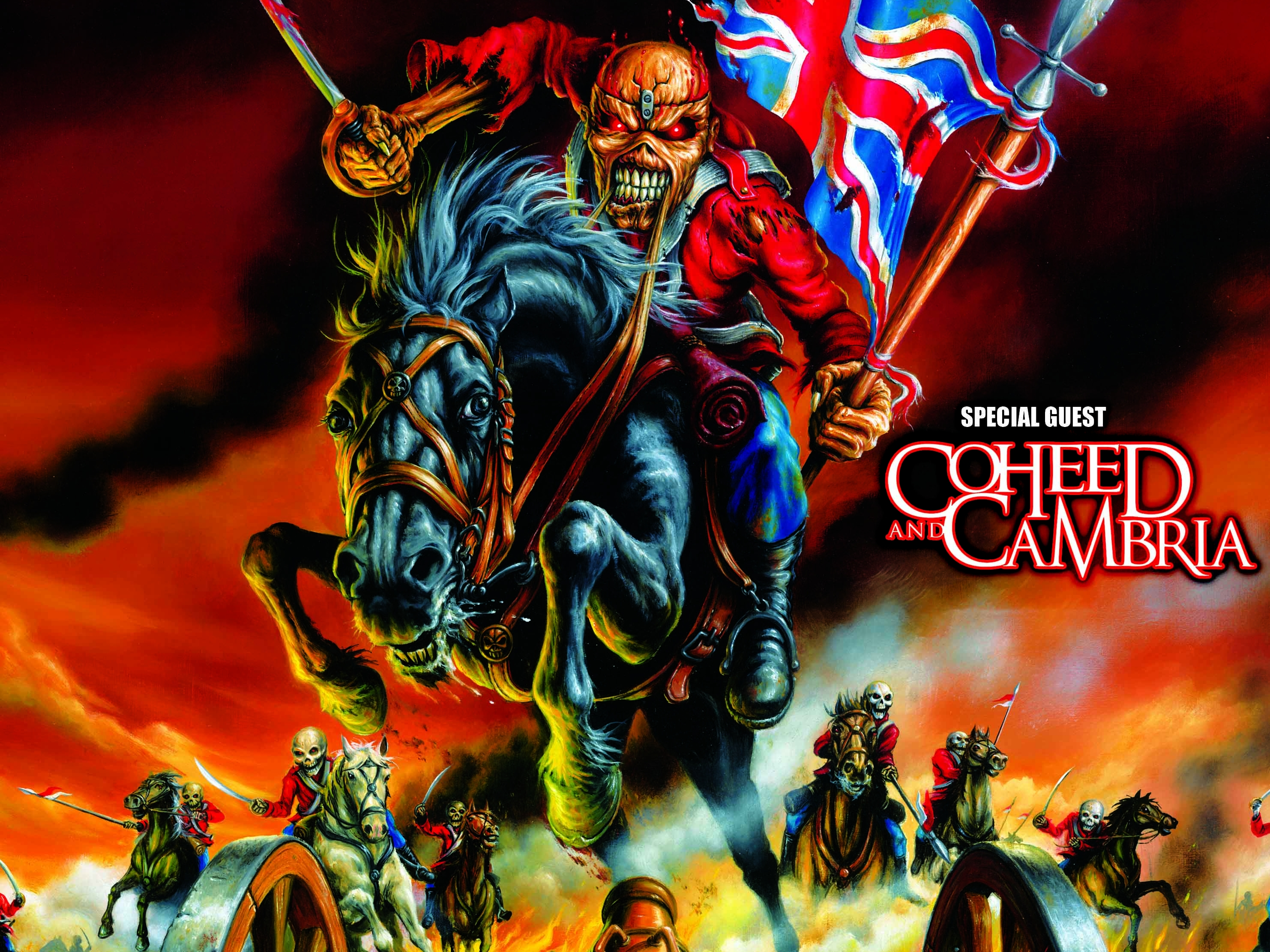 41+] Iron Maiden Wallpaper Downloads on WallpaperSafari
