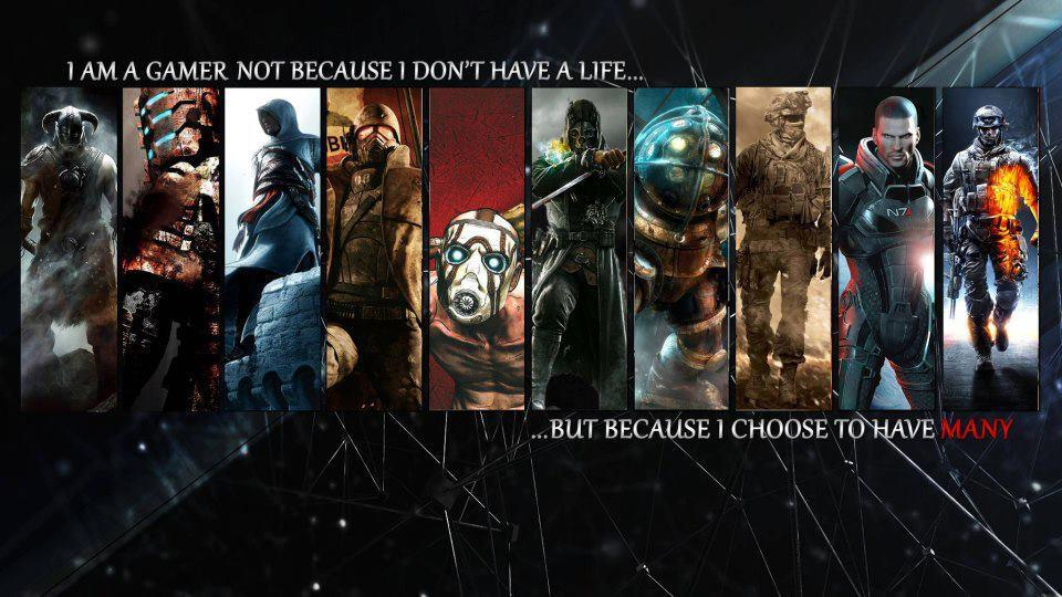 not a gamer because I dont have a life   DHTG 960x540