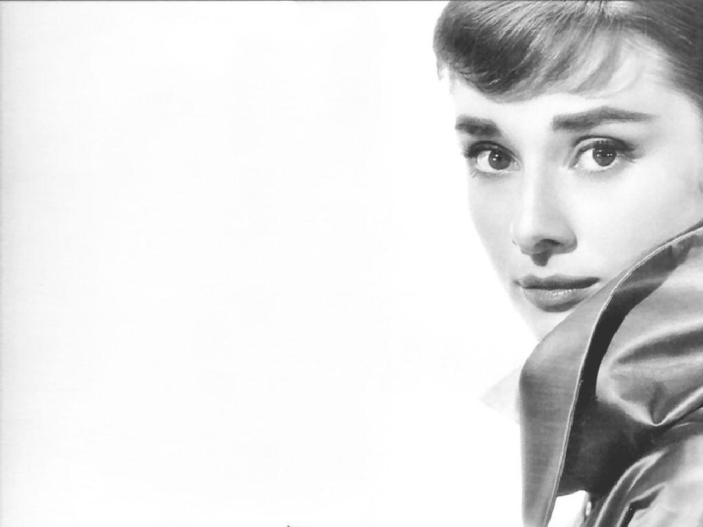 Audrey Hepburn Desktop Wallpapers 1024x768
