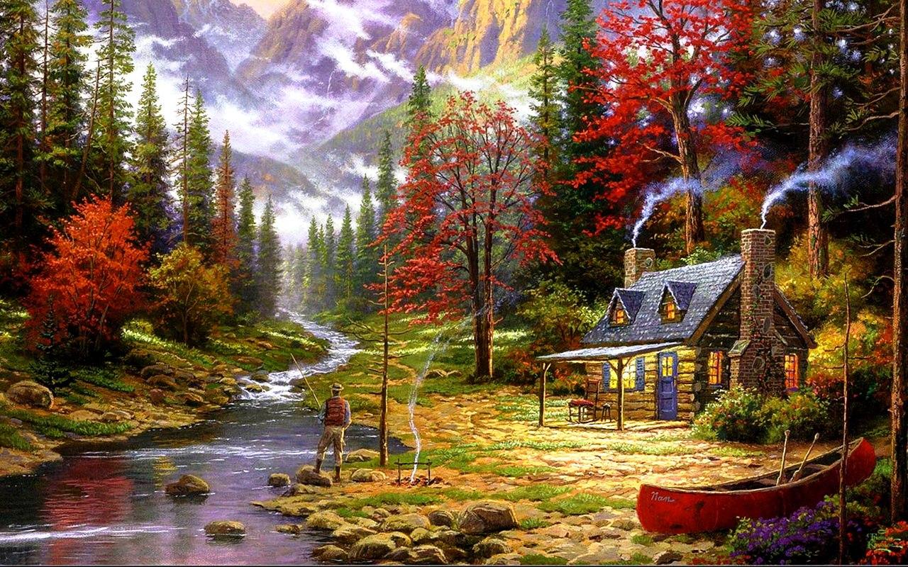 famous art desktop wallpaper wallpapersafari
