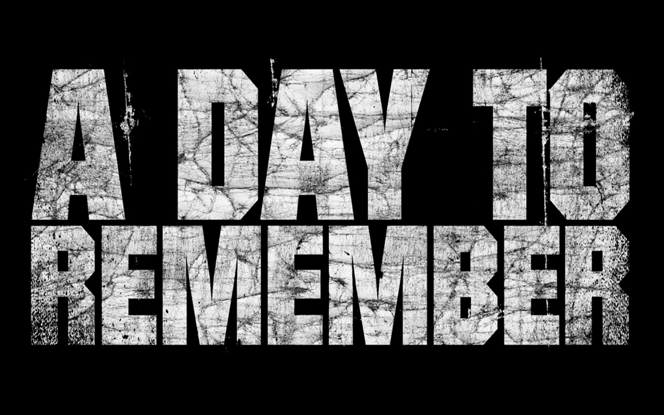 A Day To Remember Backgrounds HD Wallpapers Backgrounds 2560x1600