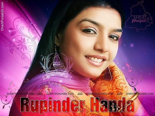 Rupinder Handa Wallpaper 2 DhartiPunjabDicom Flickr   Photo 500x375