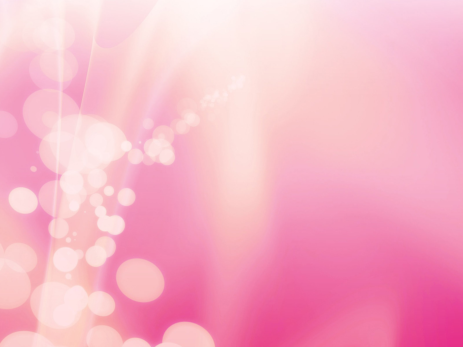 pink and white background - HD1600×1200