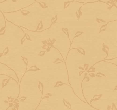 Franco Feruci Luxury Wallpapers FLORAL SCROLL [YAZ 97117] Designer 500x468