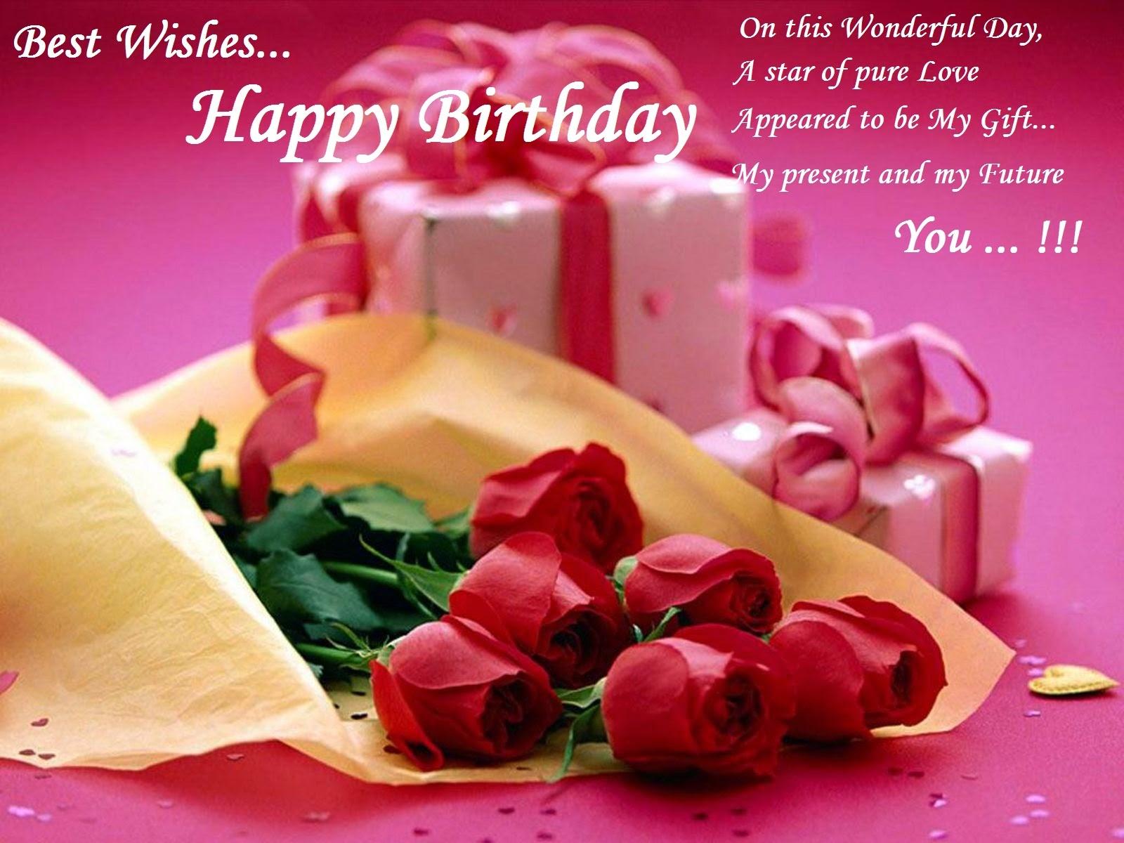 Birthday Wishes For Friend HD Pic Birthday Wish Photos Birthday SMS 1600x1200