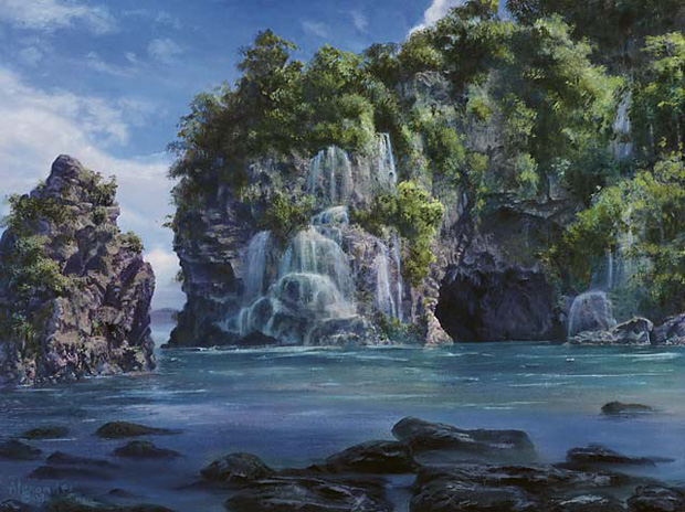 Mtg Island Wallpaper MTG Land