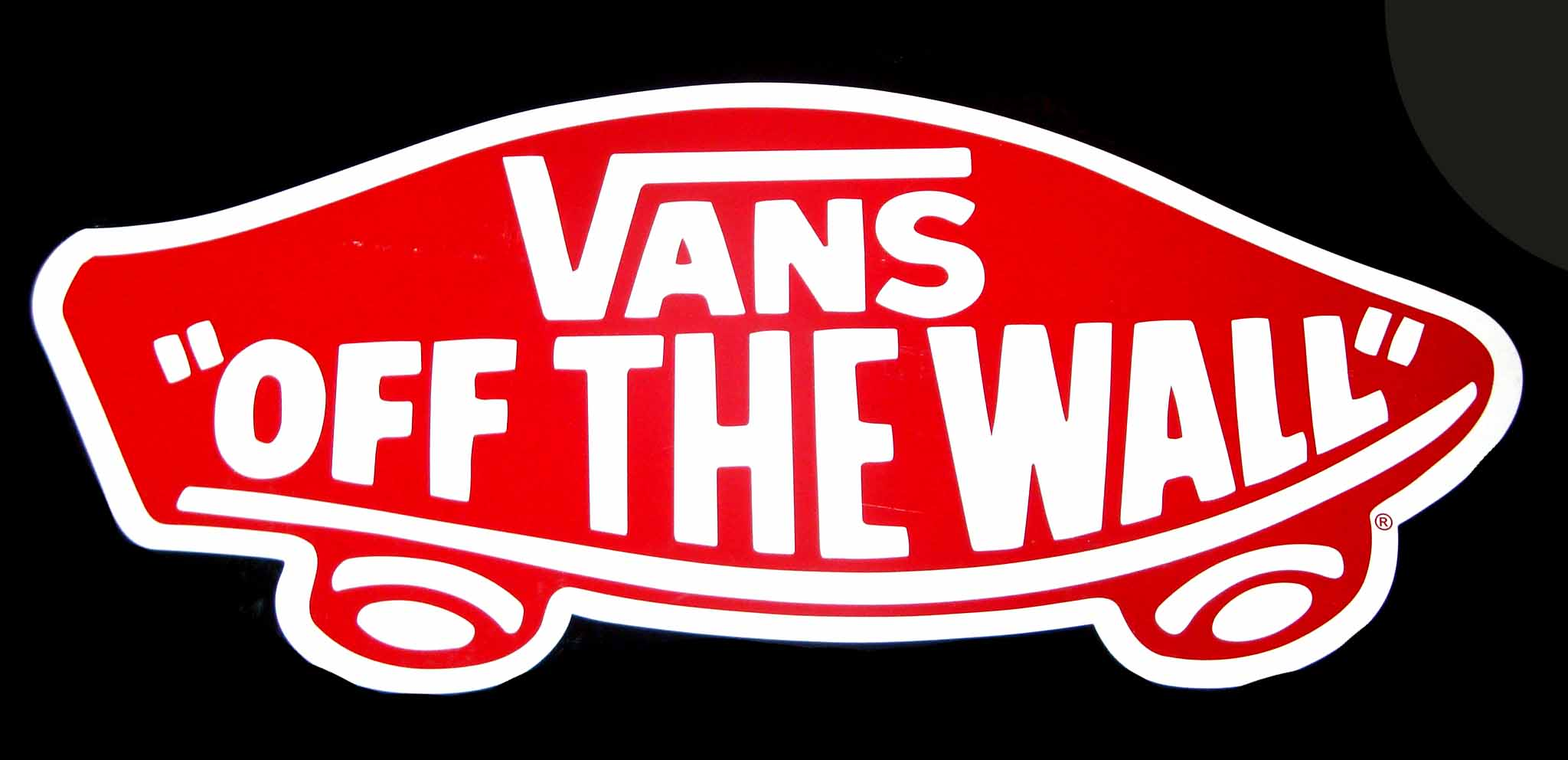 Pix For Vans Skateboard Logo Wallpaper 2048x992