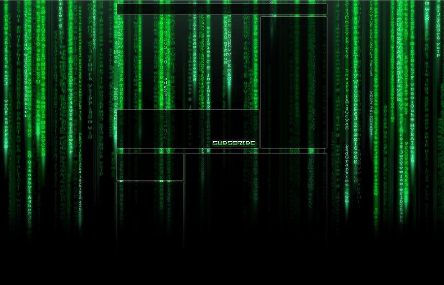 Youtube Backgrounds 2048x1152 Matrix youtube background by 900x579