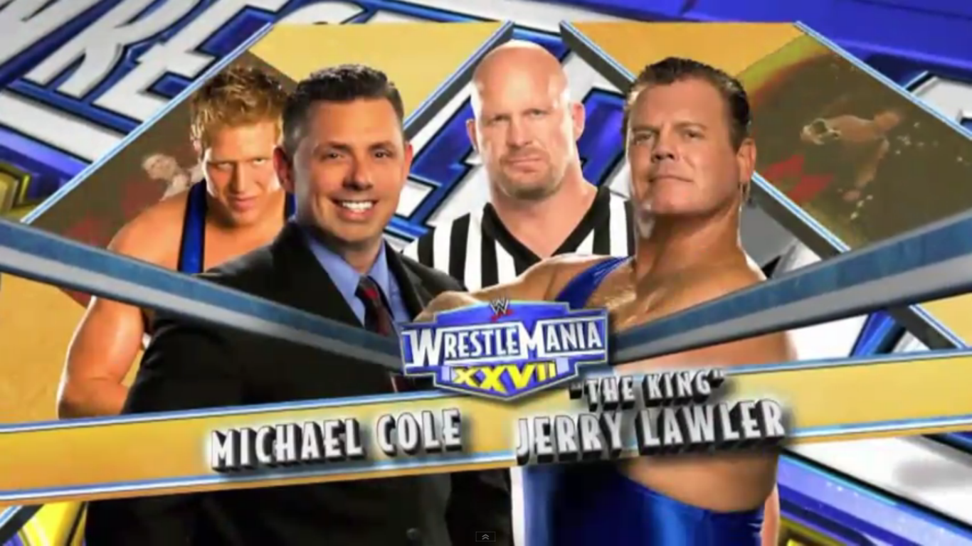 WWE WrestleMania 27 Who Will Be the Worst Five Performers at 1366x768