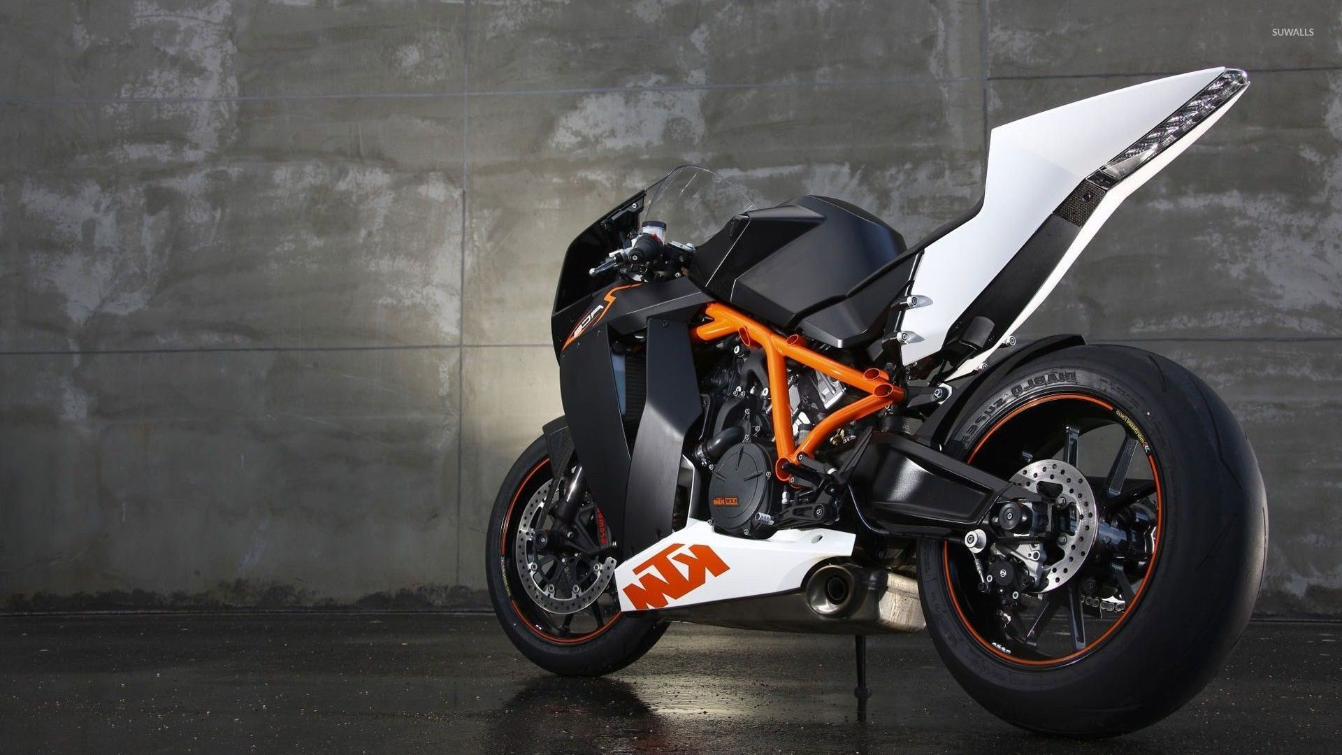 KTM 1190 RC8 wallpaper   Motorcycle wallpapers   8974 1920x1080