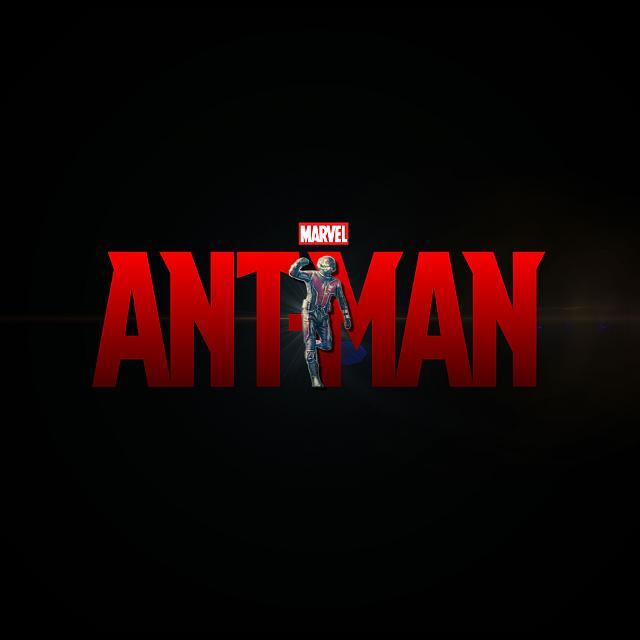 アントマンのロゴ