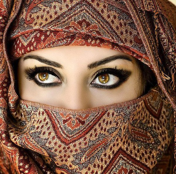 Wallpapers Beautiful Eyes HD Wallpapers 600x595