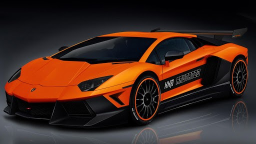 Lamborghini Sexy Wallpapers App for Android 512x288