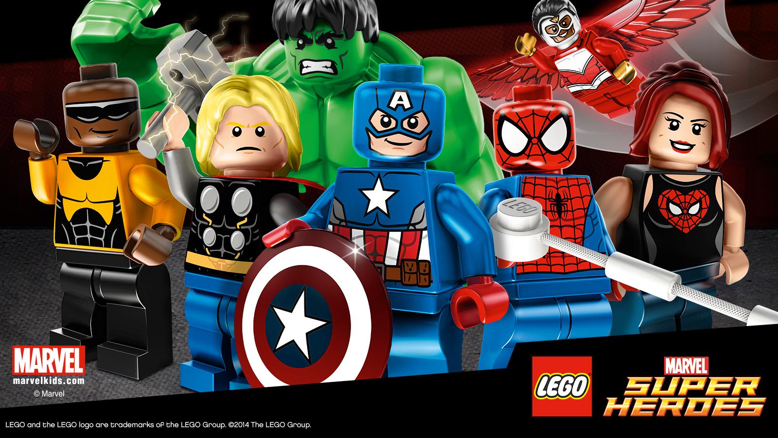 Free Download Lego Marvel Super Heroes Hd Wallpaper 13 1600