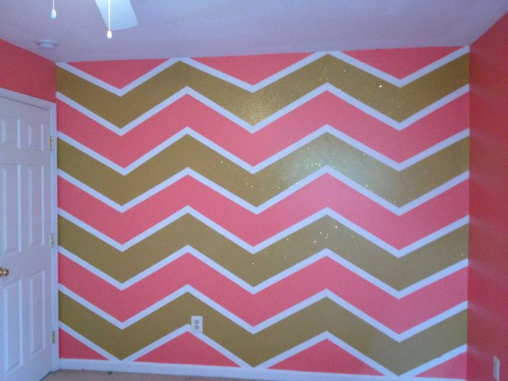 Pink And Gold Chevron Wallpaper Pink gold with glitter and 736x552