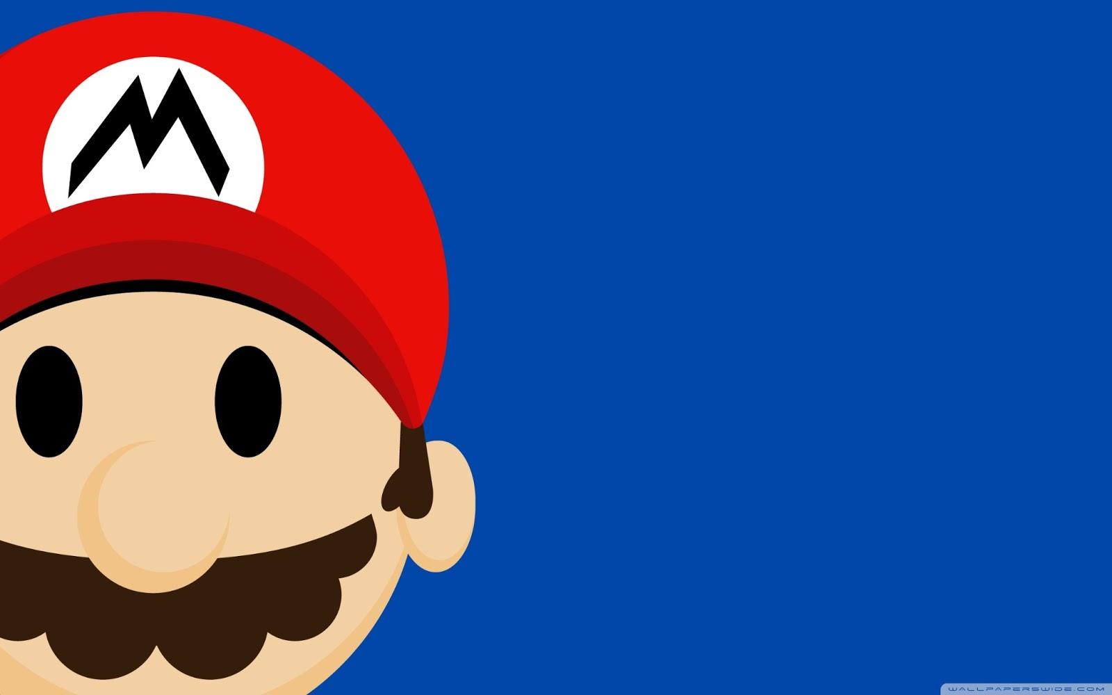 Hd Mario Wallpapers Wallpapersafari