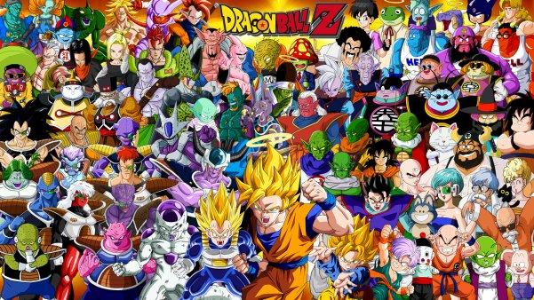 46+ Live Dragon Ball Z Wallpaper on WallpaperSafari