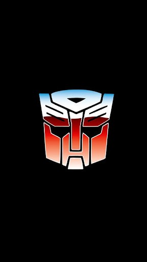 View bigger   Transformers Logo Wallpapers for Android screenshot 288x512