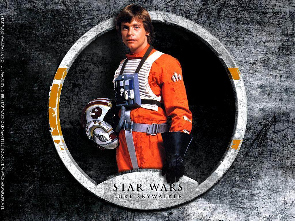 Star Wars Luke Skywalker   Star Wars fond dcran 25144086 1024x768