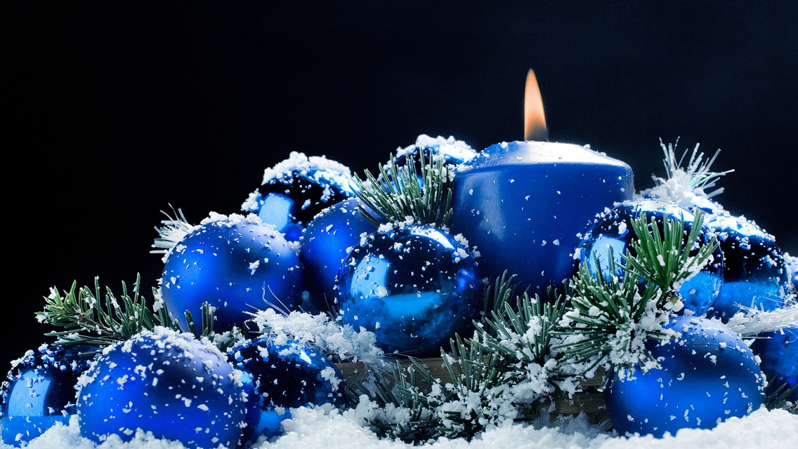 Free Download Download Christmas Candle Lights Hd Wallpapers