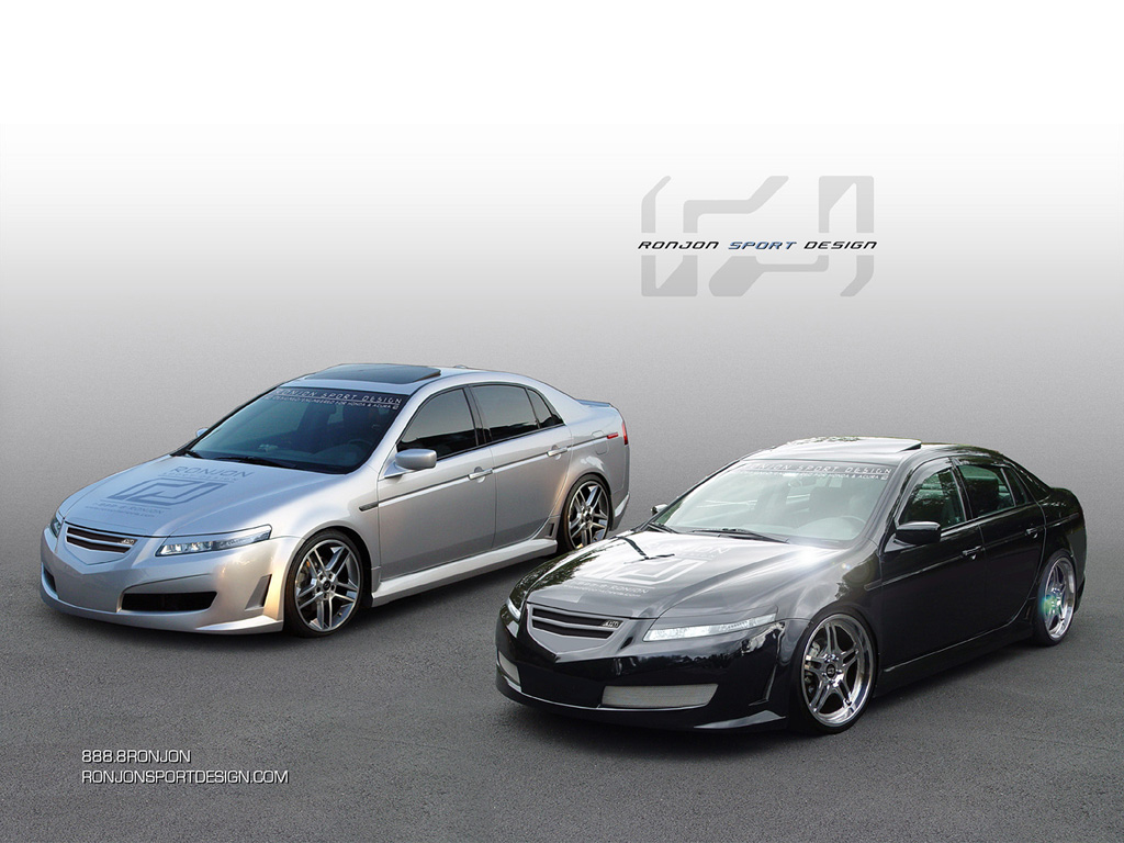 Acura TL Wallpapers 30 1024x768