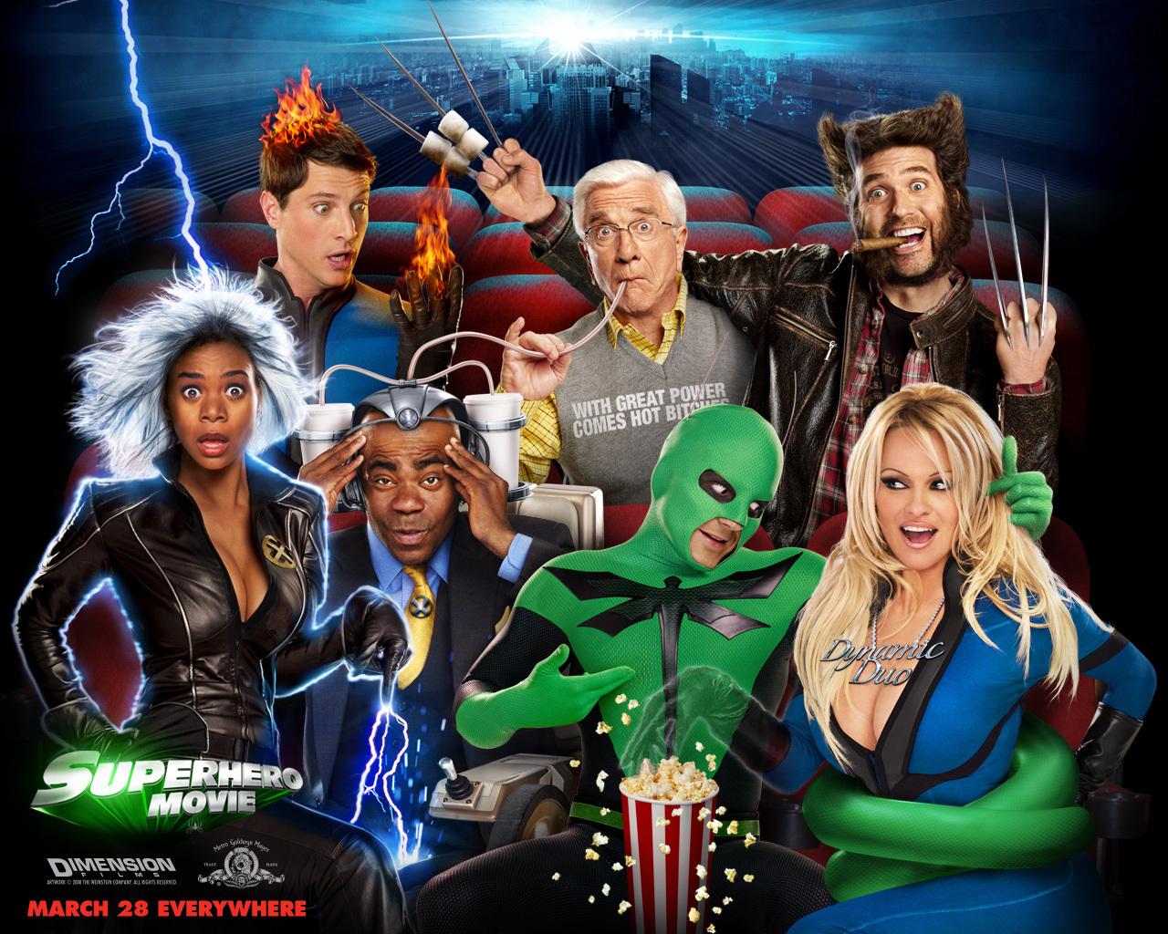 Superhero Movie   Movies Wallpaper 910342 1280x1024