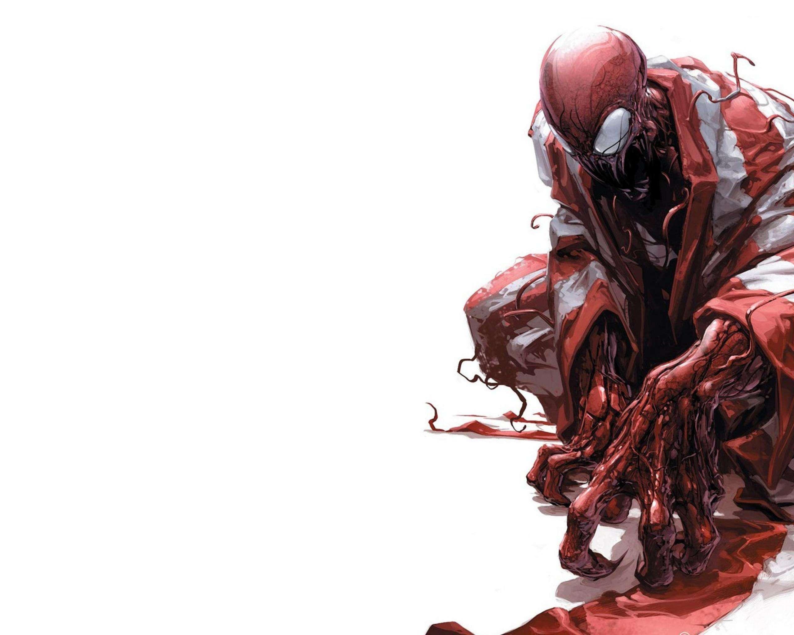Marvel Cool Carnage Wallpaper 2560x2048