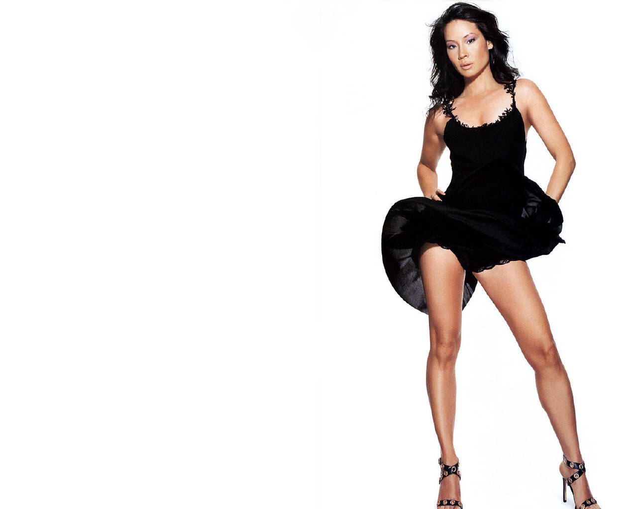 Lucy Liu images Lucy Liu HD wallpaper and background photos 196238 1280x1024