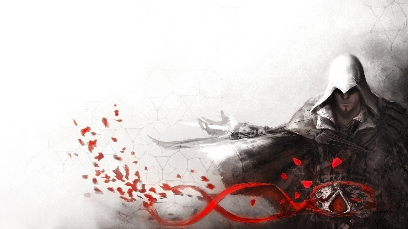 wallpapers assassins creed 3 wallpapers assassins creed brotherhood 1366x768