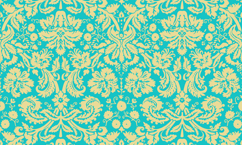 Simple Brocade Wallpaper A collection of 150 artistic \x3cb\x3edamask 500x300