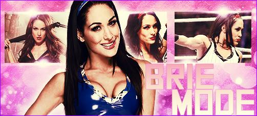 Brie Bella Brie Mode by JeriKane 502x227